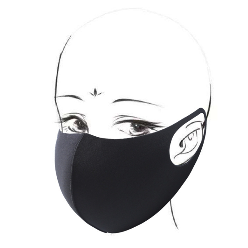masque de protection lavable